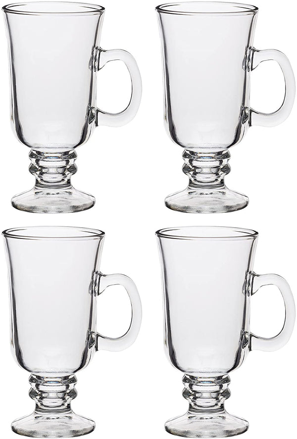 Fixtures Irish Coffee Glass 4 x 8oz/228ml