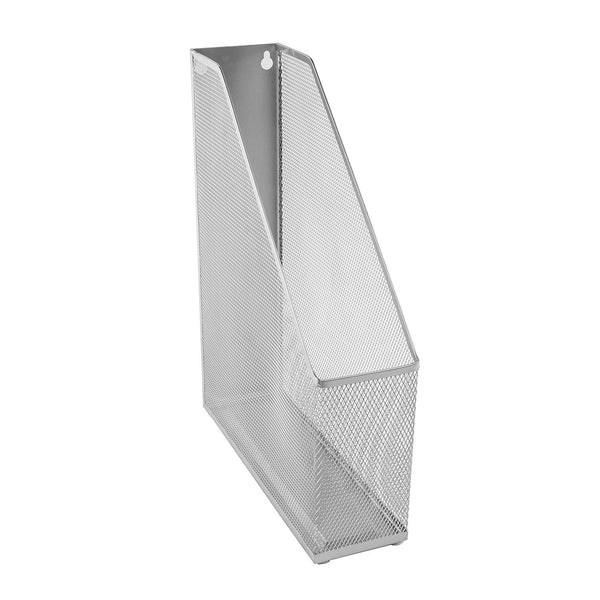Osco Silver Mesh File Holder