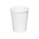 9oz Plastic Vending White Cups 2000's