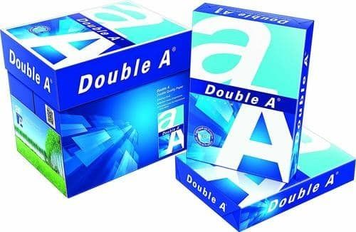 Double A White Premium A4 Paper 80gsm 2500 Sheets