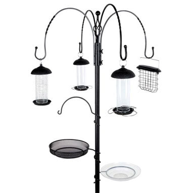 Gardman Garden Complete Bird Feeding Station Kit