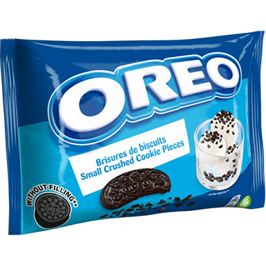 Oreo Small Crushed Cookie Pieces 400g