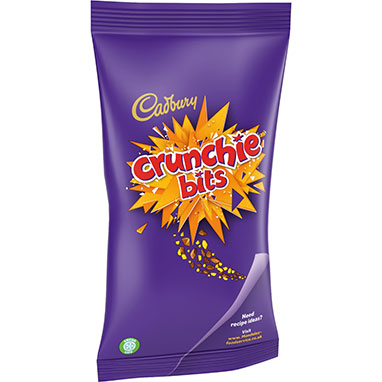 Cadbury Chocolate Crunchie Bits 500g