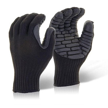 Glovezilla GZAVG Anti Vibration All Sizes Gloves (Pair)