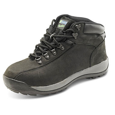 B-Click Traders Black Chukka Boots (All Sizes)