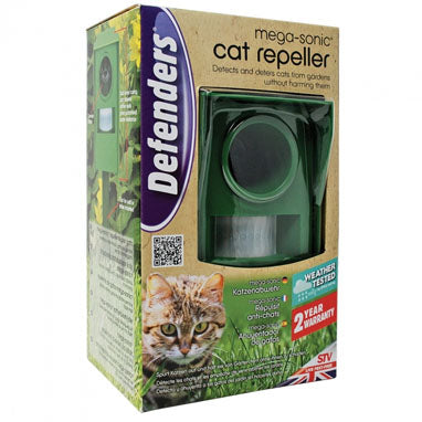 Defenders Mega-Sonic Cat Repeller (STV606)