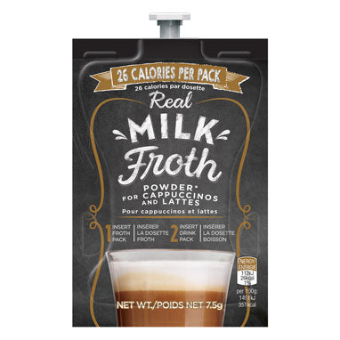 Flavia Real Milk Froth Sachets 100's