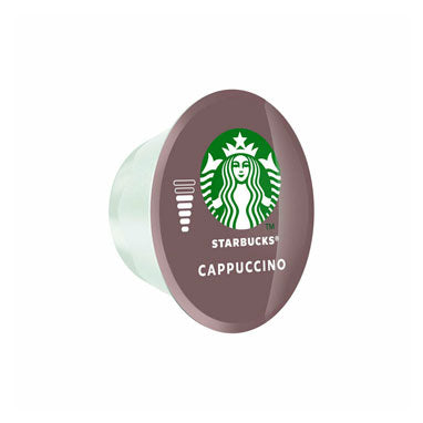 Dolce Gusto Starbucks White Cappuccino 12's OOC PODS ONLY