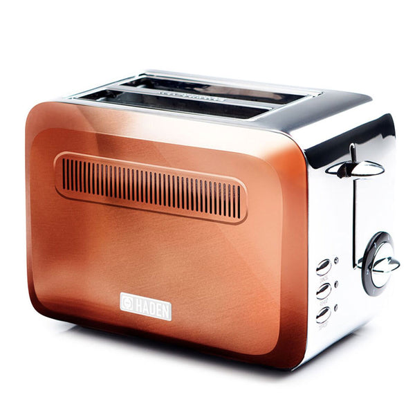 Haden Boston Copper 2 Slice Toaster