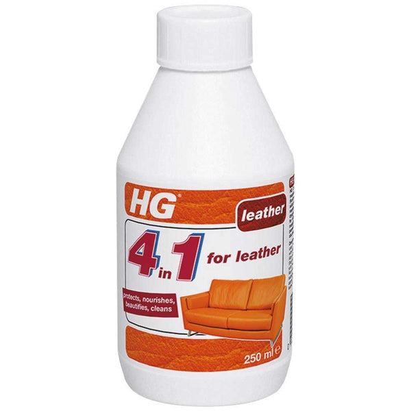 HG Leather 4in1 For Leather 250ml