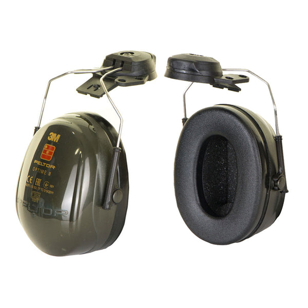 3M Peltor Optime 2 H520P3E Helmet Attach Ear Defenders