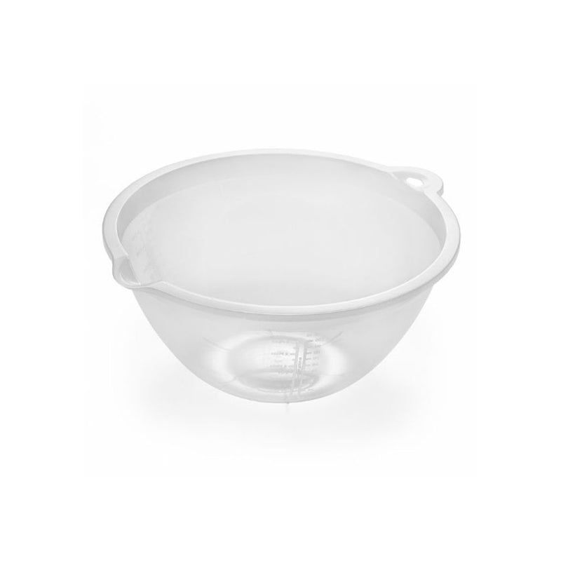 Addis Large Clear Mixing Bowl 4 Litre