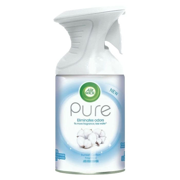 Airwick Pure Cotton Air Freshener 250ml