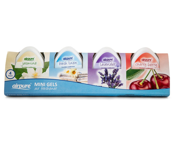 Airpure Mini Gels 4 Pack