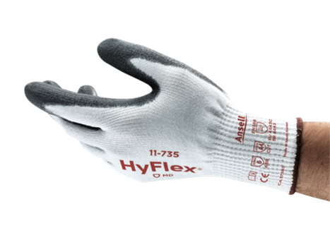 Ansell 11-735 Hyflex Ultralite Cut Resistant Gloves Level 4 {All Sizes}