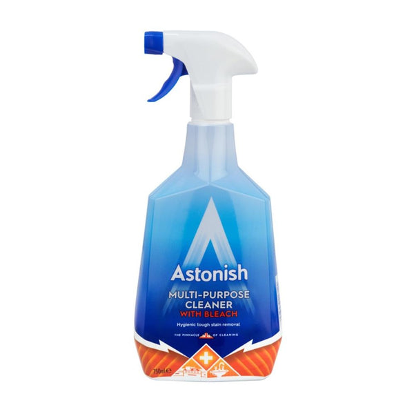 Astonish Multi-Surface Cleaner With Bleach Power 750ml