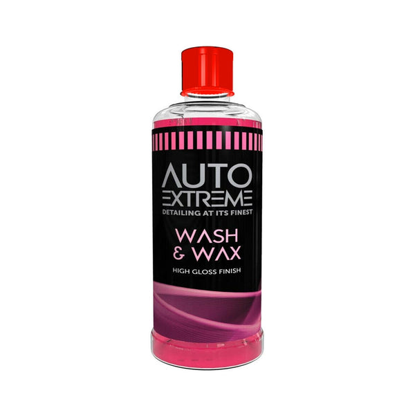 Auto Extreme Wash & Wax 800ml
