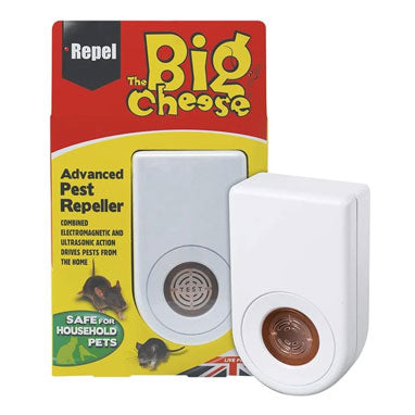 Big Cheese Advanced Pest Repeller (STV789)