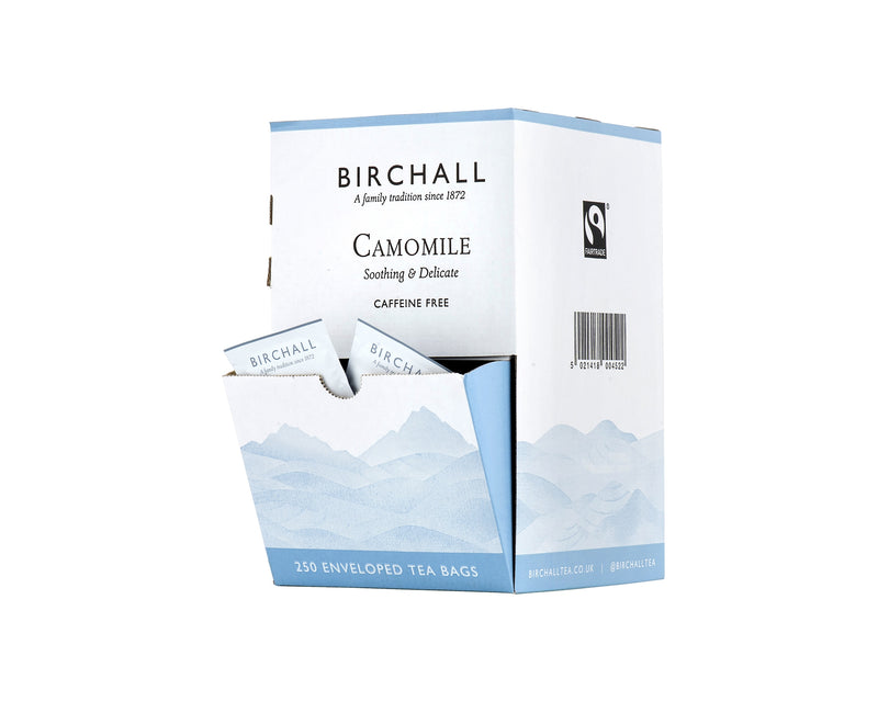 Birchall Camomile Tea Envelopes 250's