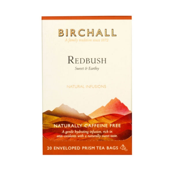 Birchall Redbush Prism Envelopes 20's