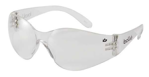 Bolle Safety Bandido Clear Glasses