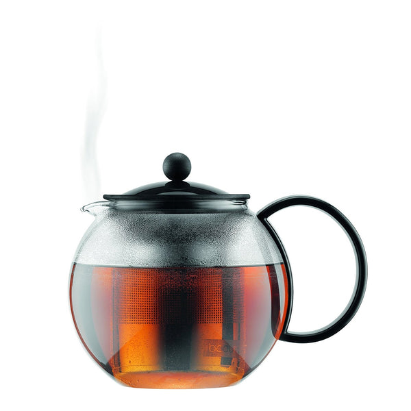Bodum Assam Tea Press 1.0L Black