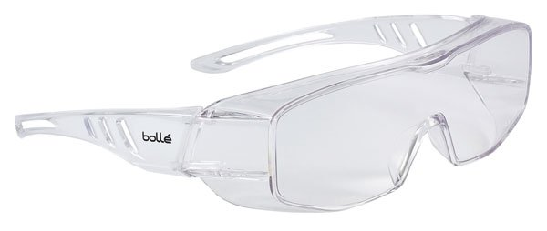 Bolle Overlight New generation of OTG (Over The Glasses) One Size.