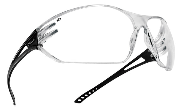 Bolle Safety Slam Clear Glasses