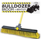 Bulldozer 24inch Heavy Duty Brush & Handle