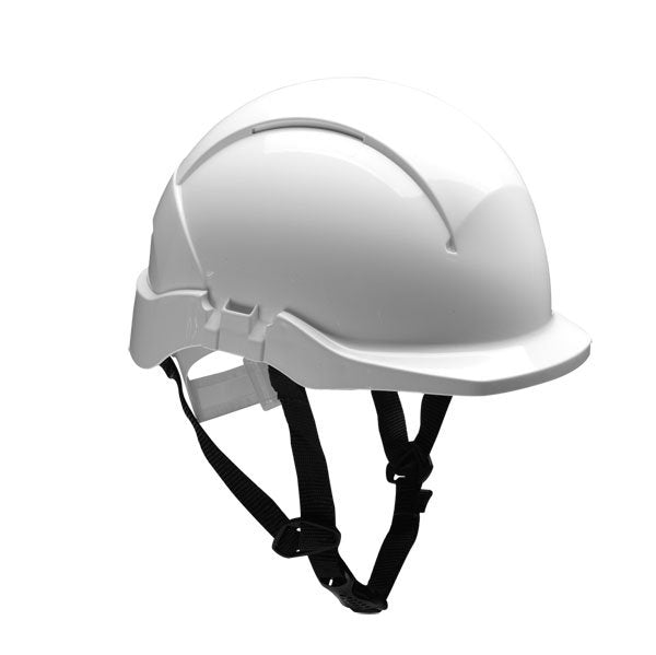 Centurion Concept Linesman PPE Safety Helmet (White) Conforms to Standard EN50365