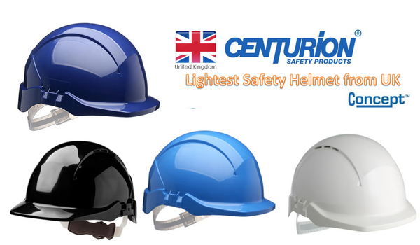 Centurion Concept Core Reduced Peak Safety Helmet (All Colours)