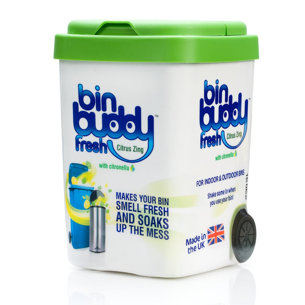 Bin Buddy Fresh Citrus Zing  - 450g