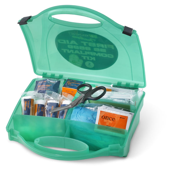 Click Medical First Aid Kit 1-50 Person