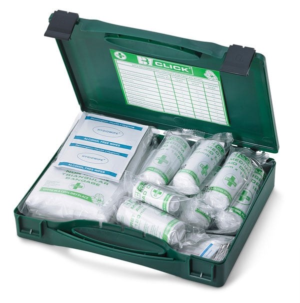 Click Medical First Aid Kit 10 Person