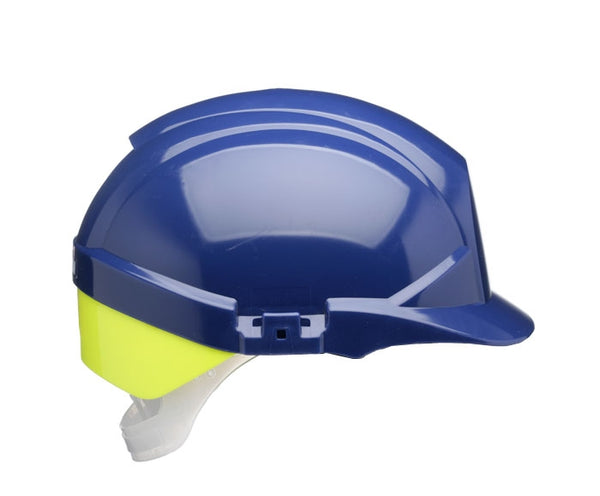 Centurion Reflex Blue/Yellow Safety Helmet
