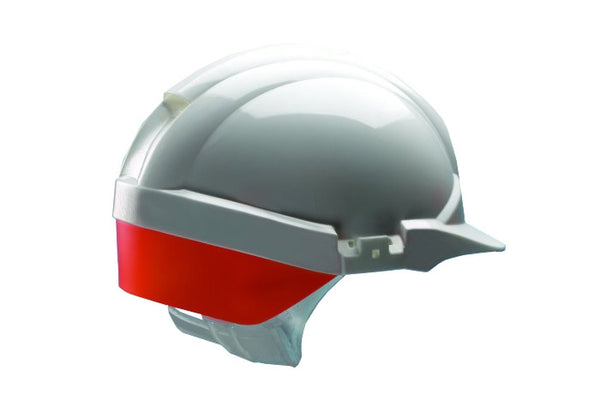 Centurion Reflex White/Orange Safety Helmet