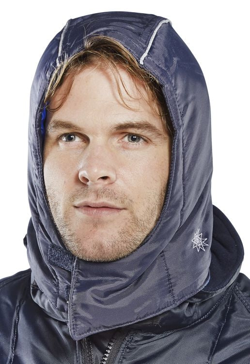Cold Star Freezer Hood Extreme Cold Condition Workwear NAVY