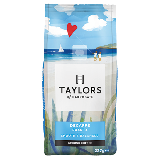 Taylors Decaffeinated Roast & Ground Coffee 227g