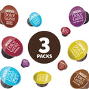 Dolce Gusto (Multi Pack Offer) 3 x 16 Pods
