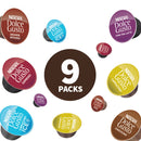 Dolce Gusto (Multi Pack Offer) 9 x 16 Pods