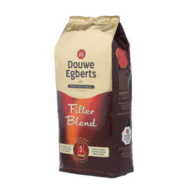 Douwe Egberts Fine Filter Real Coffee 1kg