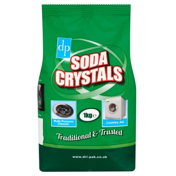 Dri-Pak Cleaning Soda Crystals - 1kg