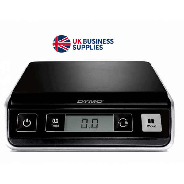 Dymo M5 5kg Mailing Scales (Black/Silver)