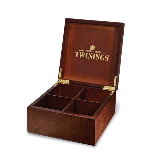 Twinings 4 Compartment Box