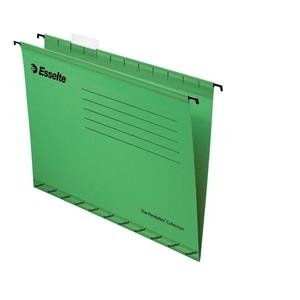 Esselte Pendaflex Foolscap Green Suspension Files Pack 25's