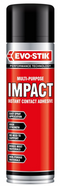 Evo-Stick Multi-Purpose Impact Adhesive Spray 500ml