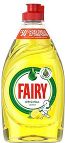 Fairy Liquid Lemon 433ml