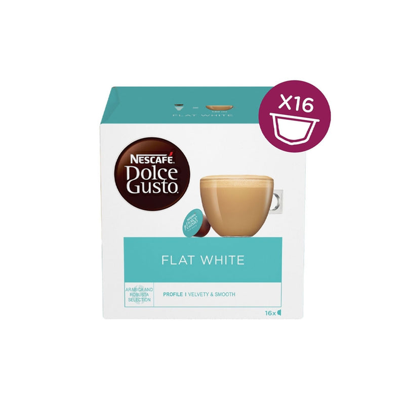 Dolce Gusto Flat White 16 Pods