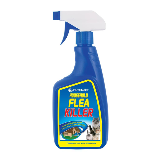 Pestshield Household Flea Killer 500ml