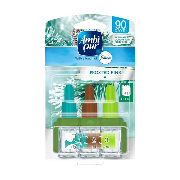 Ambi Pur 3volution Frosted Pine Refill 20ml